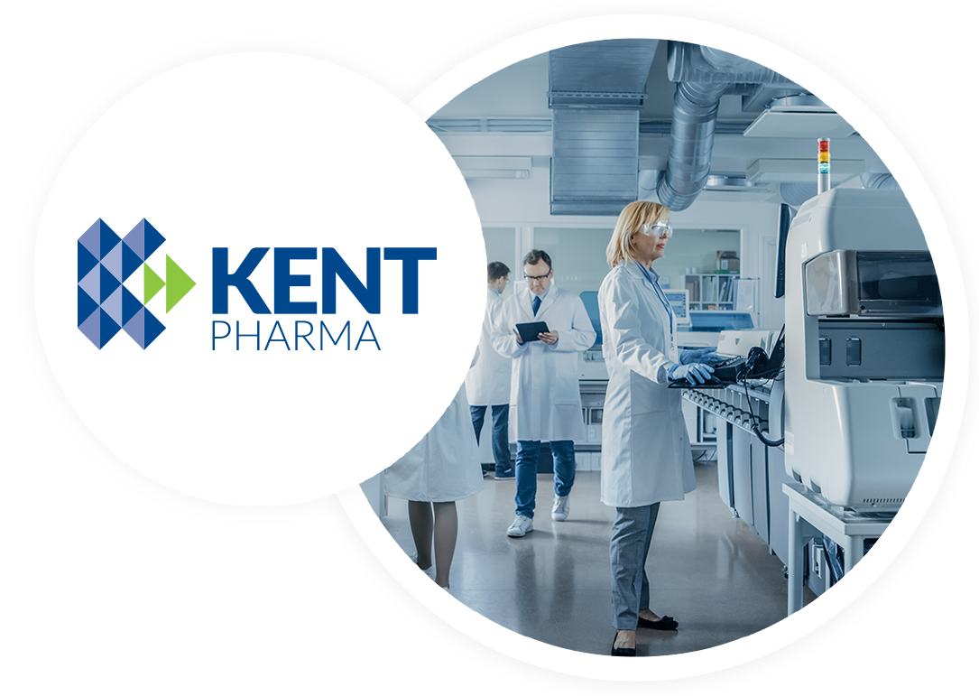Kent Pharma is a leading sales & marketing distributor of branded generic and generic medicines both within the UK and internationally